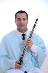 Santiago Profesor oboe